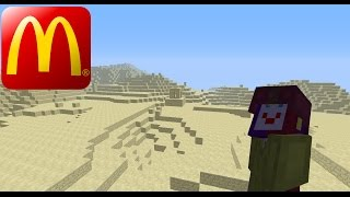 Minecraft - Short Movie Clip #2 - The Return Of Evil Ronald Mcdonald