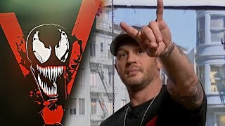 Venom - Live from the Set with Tom Hardy (2018) CCXP