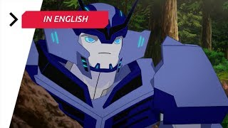 Transformers: Robots in Disguise — Combiner Force — Season 3 Episode 21 «Collateral Damage» — Part 1
