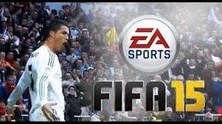 The fastest goal in fifa 15 in 59 seconds اسرع هدف في فيفا 15 في 59 ثانية