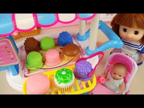 Xxx Mp4 Baby Doll Cake Ice Cream Cart And Surprise Eggs Toys Play 3gp Sex