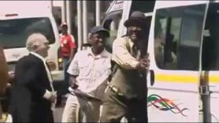 Just for Laugh (Africa) the Dead man prank