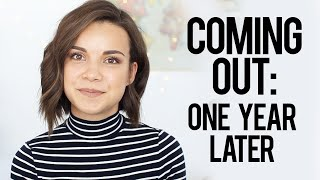 Coming Out: One Year Later ◈ Ingrid Nilsen