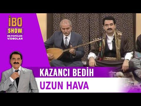 Kazancı Bedih Uzun Hava & İbrahim Tatlıses Rakı İçtim Şarap İçtim Urfa Sıra Gecesi 1995