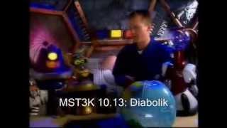 MST3K Skits & Storylines - 1013 - Diabolik