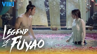 Legend of Fuyao - EP21   Shirtless Ethan Juan Spars With Yang Mi [Eng Sub]