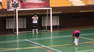 [Adu Penalti] Final Futsal Putri FE UI Cup 2014