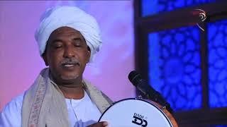 الصديق ذو العفافا - الراوي الشيخ ود تميم - المادح محي الدين الجعلي و المجموعة