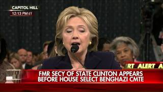 Rep. Pompeo to Hillary: Why didn