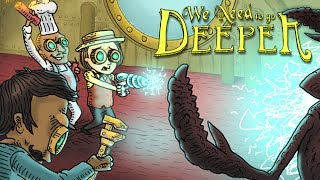 Giant Killer Whales and Torpedo Troubles! - We Need To Go Deeper Gameplay