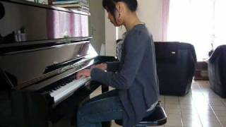Jay Chou - Secret (Time Travel Theme) (piano cover)