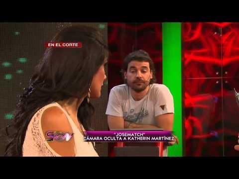Sábado show Josematch y el pico de José María Listorti y Paula Chaves