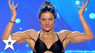 Tickets to the Gun Show Please | Auditions Week 3 | Românii au talent