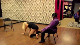Diva Doll Fitness Lap Dance Seduction Routine