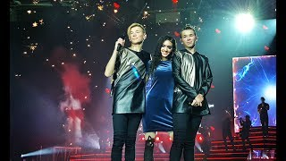 """Samantha J """"Baby Love"""" Takes Over Sweden (M&M Tour)"""