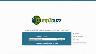 Mp3buzz.org - Download free music - Mp3 search engine
