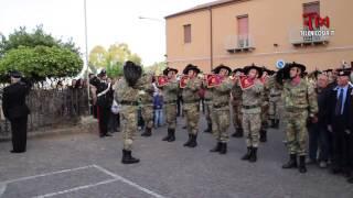 La fanfara dei Bersaglieri a Nicosia