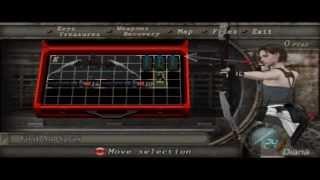 Resident evil 4 mod jill ubcs for krauser