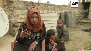 Mosul families targetted after relatives join IS
