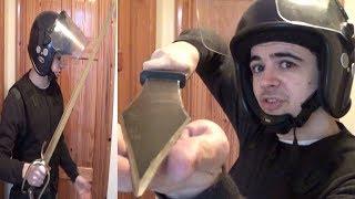 Machete VS Swords SHTF/WROL