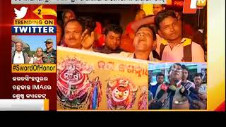 GI tag for Rasagolla   3 member team of Jagannath Sena leaves for Chennai