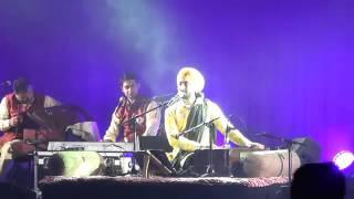 Tere vichode ne dil ese tode ne (aa sajjan) - Satinder sartaj live 2016