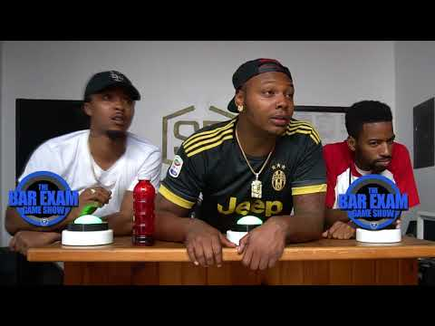NEW BAR EXAM GOONIES EDITION ft NU JERZEY TWORK, ROME DMV & MACK MEL
