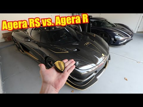 Somehow my Friend Let me Drive his Koenigsegg Agera R