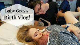 TEEN MOM INDUCED LABOR & DELIVERY | BIRTH VLOG