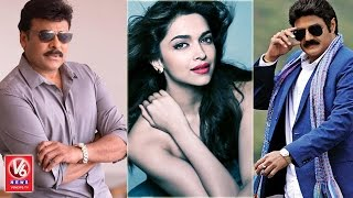 Deepika Padukone's xXx Movie To Compete With Chiru And Balayya Upcoming Movies | V6 News