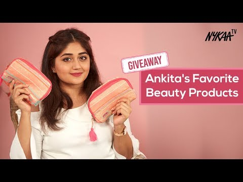 Xxx Mp4 Ankita S Favorites Beauty Products Giveway 3gp Sex