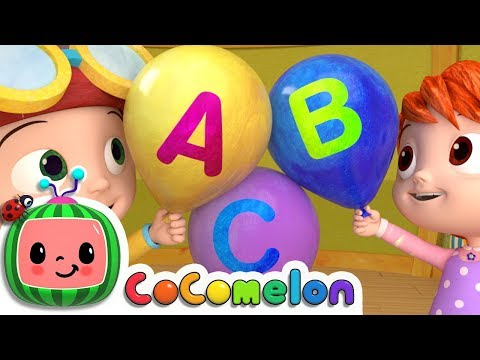Xxx Mp4 ABC Song With Balloons Cocomelon ABCkidTV Nursery Rhymes Amp Kids Songs 3gp Sex