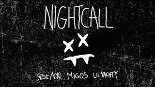 Steve Aoki - Night Call feat. Lil Yachty & Migos (Cover Art) [Ultra Music]