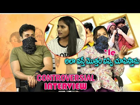 Xxx Mp4 Romantic Criminals Movie Team Controversial Interview Manoj Nandam Avanthika Sunil Kumar Reddy 3gp Sex