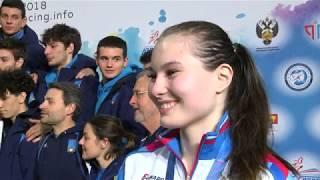 Адэлина Бикбулатова - победитель первенства Европы 2018