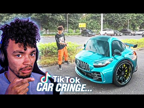Car Tik Tok is Cringe