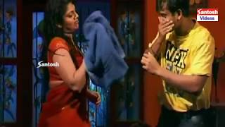 Swathi Varma getting wet in the rain   Nirmala Aunty movie scenes 360p