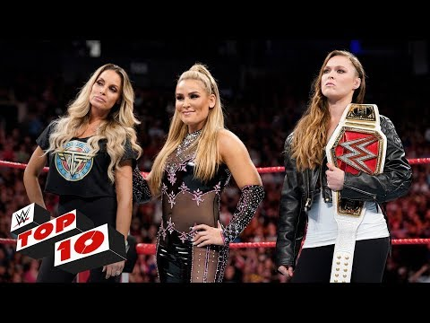 Xxx Mp4 Top 10 Raw Moments WWE Top 10 August 27 2018 3gp Sex