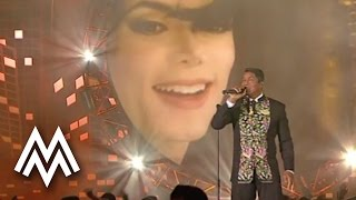 Michael Jackson | Wins the 'Lifetime Posthumous Achievement Award' | 2009 | MOBO