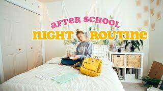 After School Night Routine 2017-2018