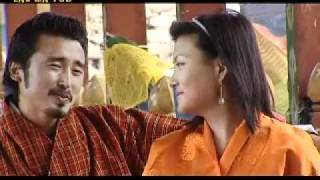 LABMATSU, A BHUTANESE MOVIE TRAILER