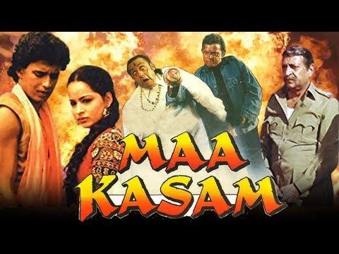 Xxx Mp4 Maa Kasam 1999 Full Hindi Movie Mithun Chakraborty Mink Singh Gulshan Grover 3gp Sex
