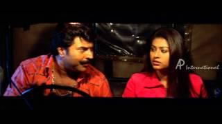 Thuruppu Gulan Malayalam Movie | Mlayalam Movie | Sneha Meets Mammooty