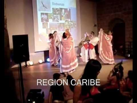 BAILES TIPICOS DE COLOMBIA SUS 5 REGIONES