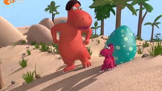 Der kleine Drache Kokosnuss  Ausschnitt aus der ersten Folge