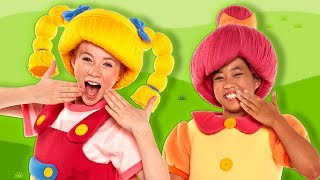 Open Shut Them   Nursery Rhyme   Baby songs   Kids Rhymes   Dance with Mother Goose Club collection