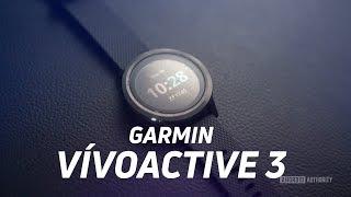 Garmin vívoactive 3 Review