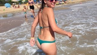 KOTTS SENDUNG - Bibione Oben Ohne Special - Part 1 - Beach