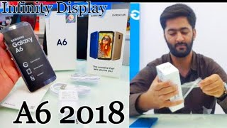 Samsung Galaxy A6 2018 unboxing and full review