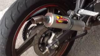 Knalpot Ninja 150cc SMR Saiful Muffler Racing Jogja tipe Full Garapan SE